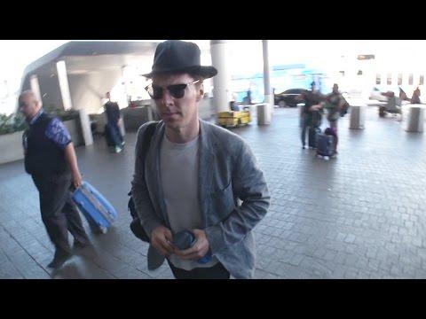 Benedict Cumberbatch Looks Ready To Return To The UK