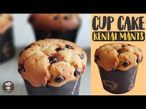 Resep Cupcake ala Bakery Khusus Pemula!! Langsung Berhasil