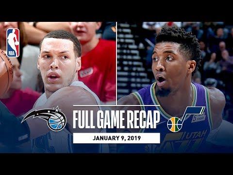 Video: Full Game Recap: Magic vs Jazz | UTA Erases 21-Point Deficit