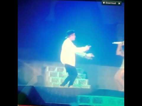Justin bieber dancing qataghani