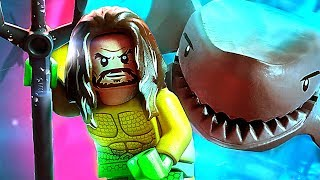LEGO AQUAMAN Trailer (2018) by Fresh Movie Trailers