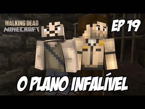 Minecraft The Walking Dead Ep 19 – O Plano Infalível