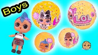 Video Boys ! LOL Surprise Big & Lil Brothers Dolls in Mystery Blind Bag MP3, 3GP, MP4, WEBM, AVI, FLV Januari 2019