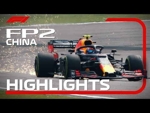 2019 Chinese Grand Prix: FP2 Highlights - Thời lượng: 3 phút, 36 giây.