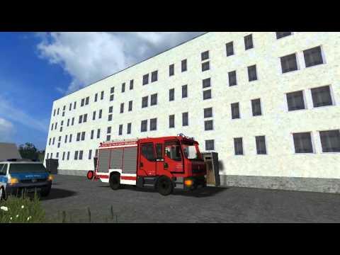 LS 11 Feuerwehreinsatz v7