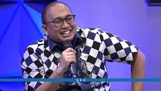 Video Q&A: EPS BALIK KANAN (ALI MOCHTAR NGABALIN, SYAHRUL YASIN LIMPO) (2) MP3, 3GP, MP4, WEBM, AVI, FLV Januari 2019