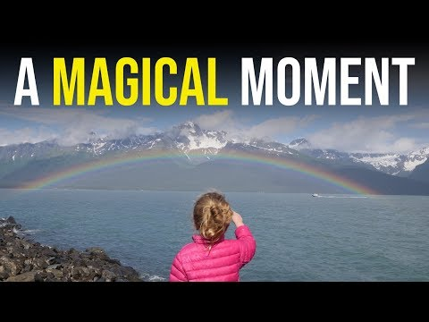 Exploring Downtown SEWARD & ALASKA SEALIFE CENTER while RVing  // RV Alaska