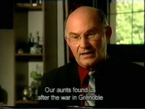 French Holocaust survivor Dr. Robert M. Finaly describes wartime experience