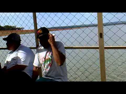 FABIO & KELVIN - TRAVESSIA DE BALSA P/ TRES MARIAS