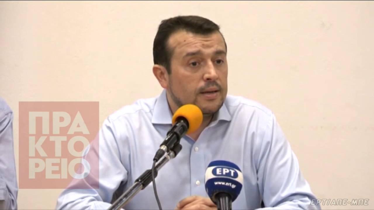 Νίκος Παππάς: Θα εξαντλήσουμε κάθε δυνατότητα προστασίας της πρώτης κατοικίας