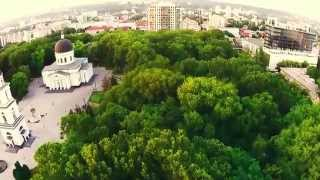 Skydrive aerial shooting. Summer in Moldova. Unique compilation of beautiful Moldavian places. Music: Iurie Sadovnic- Balada barbatilor.