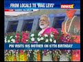 Future India: Let us leave no stone unturned in creating a New India by 2022: PM Modi in Gujarat - Video