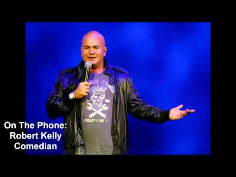 Radio Freaks #22 - Comedians Robert Kelly and Bret Ernst