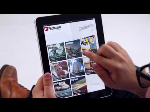 0 Flipboard   Killer app för din iPad