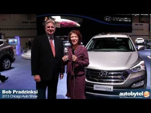 Hyundais Santa Fe Wins Autobytels Crossover of the Year Award