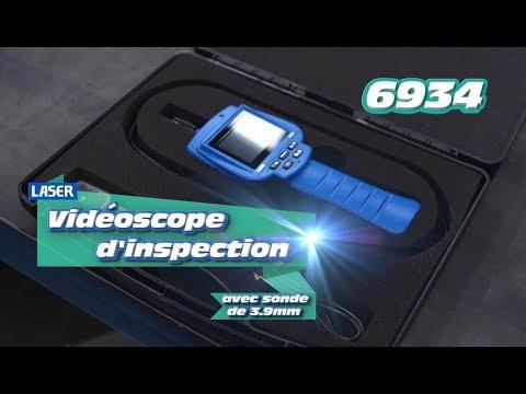 Vidéoscope d'inspection avec sonde de 3 9mm