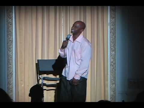 Damon Williams and Marlon Mitchell (Tight Shirt and Glitter Belt) funnyfirstsaturdays.com