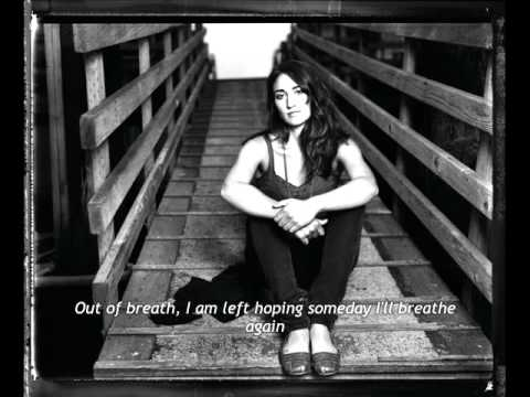 Sara Bareilles – Breathe Again with lyrics