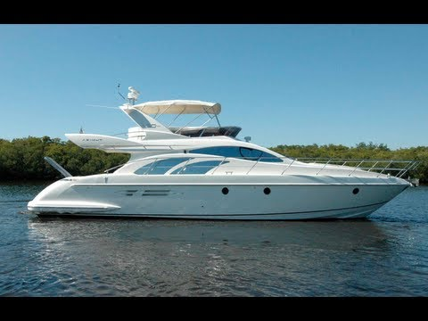 2009 Azimut 50 fly Power Boat For Sale – Miami Fl – Palm Beach Fl-Used Luxury Boat Yachts