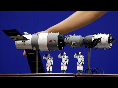 «Ακίνδυνος» ο Tiangong-1