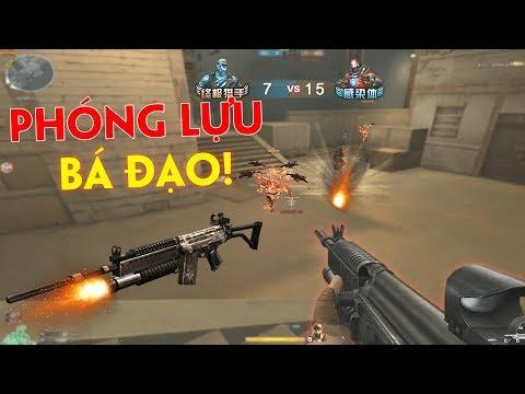 Súng Phóng Lựu HeroV3 Bá Đạo Khi Dame Tăng 500% l Rùa Ngáo - Thời lượng: 10:03.