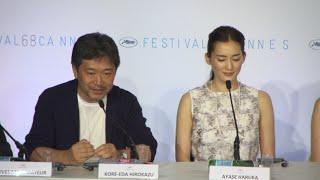 『海街diary』カンヌ国際映画祭記者会見(その5)