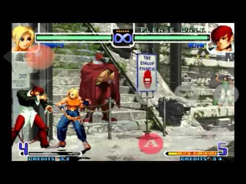 Kof 2002 Super Magic Plus para Tiger Arcade(Emulador NeoGeo android)