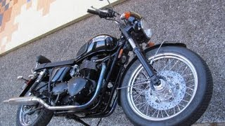 3. Used 2008 Triumph Bonneville Motorcycle For Sale