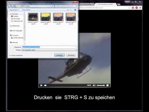 Legal Videos Downloaden *Mit Google Chrome*