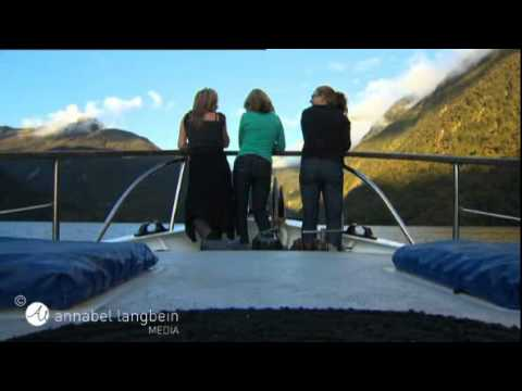 Annabel visits Dusky Sound - The Free Range Cook series one