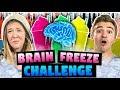 BRAIN FREEZE CHALLENGE! (ft. FBE React Cast)