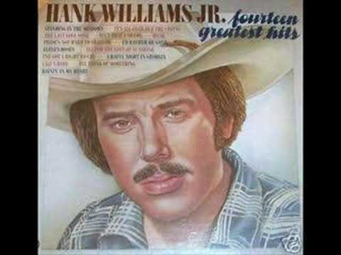 Tekst piosenki Hank Williams Jr. - Rainy Night In Georgia po polsku
