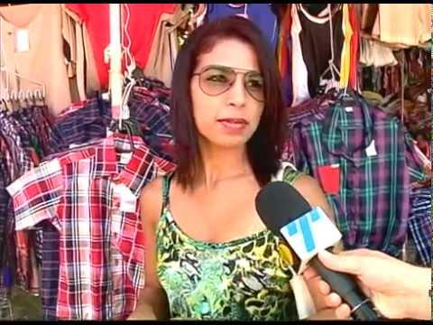 [JORNAL DA TRIBUNA] Festejos juninos aquecem o comércio do Recife
