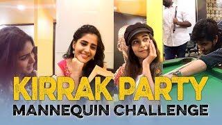 Video Guruvaram Song Mannequin Challenge | Kirrak Party Team | Nikhil Siddharth | AK Entertainments MP3, 3GP, MP4, WEBM, AVI, FLV Maret 2018