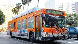 Video compilation of different Transit Agencies from a visit to Los Angeles, California in August 2015.
