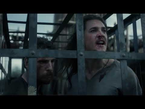 The Last Kingdom, Uhtred and Halig become slaves