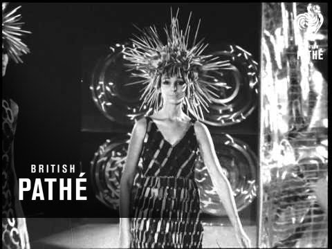 Cinetic Fashions Aka Paco Rabanne Way-Out Fashions (1967)