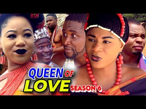 QUEEN OF LOVE SEASON 6 - 2019 Latest Nigerian Nollywood Movie Full HD | 1080p