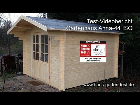 Testvideo gartenhaus-gmbh.de
