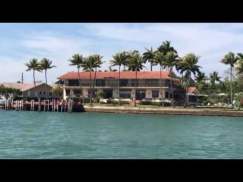 Video Rihanna and Diddy's Homes on Star Island, and More - Miami Cruise Views download in MP3, 3GP, MP4, WEBM, AVI, FLV January 2017