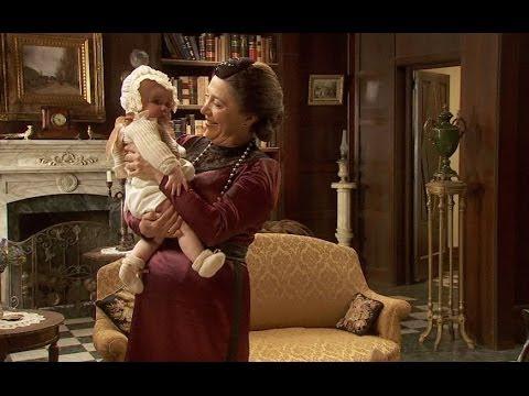 il segreto - donna francisca vede per la prima volta esperanza