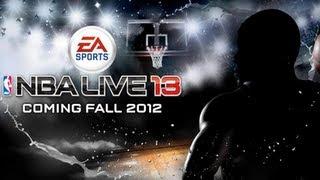 NBA Live 13 - Full ESPN Branding, Focusing on Gameplay, Presentation & Online Feat. IpodKingCarter