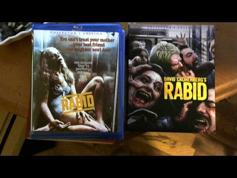Review Of Rabid Blu Ray