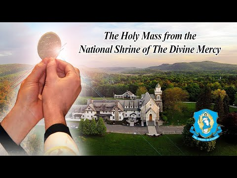Wed, Oct 21 - Holy Mass at the National Shrine