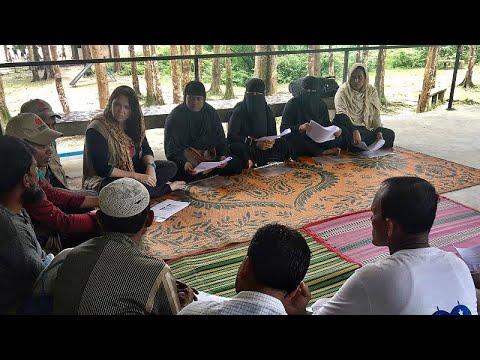 Μπαγκλαντές: Η κατάσταση των Ροχίνγκια ένα χρόνο μετά τη φυγή τους από την Μιανμάρ…