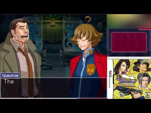 Ace Attorney Investigations 2 - Case 3 - Part 7 (English)