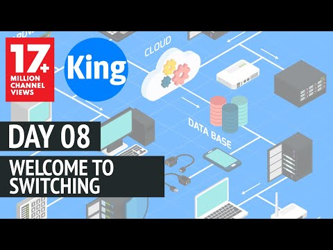 200-125 CCNA v3.0 | Day 8: Welcome to Switching | Free Cisco CCNA, NetworKing