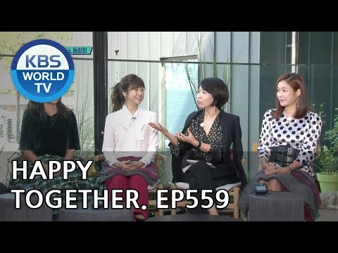 Happy Together I 해피투게더 - Lee Haeyoung, Kang Soojung, Jung Sunhee, Hyeunyoung[ENG/2018.11.01]