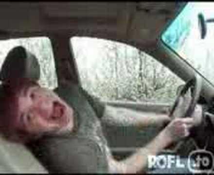 Psycho - Gut das man bei uns den Führerschein erst mit 18 machen kann...