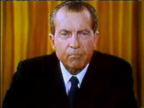 Richard Nixon 1969 Great Silent Majority
